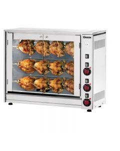 Kippengrills voor 12 kippen van Bartscher P12N