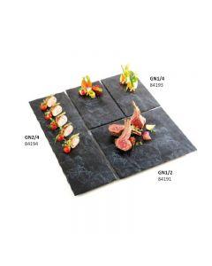 gastronorm melamine tray granit