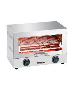 Toaster gratineeroven enkel