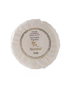 Natural zeep