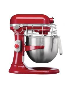 KitchenAid met lift rood professioneel model