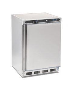 bewaarkoelkast 150 liter RVS voor licht gebruik