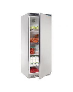 koelkast RVS voor licht gebruik 600 liter