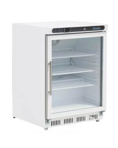 Display koelkast met glazen deur 150 liter