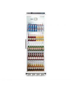 display koelkast van Polar met glazen deur