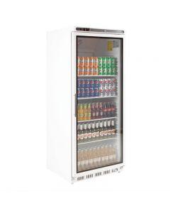 Polar display koelkast glazen deur 600 liter