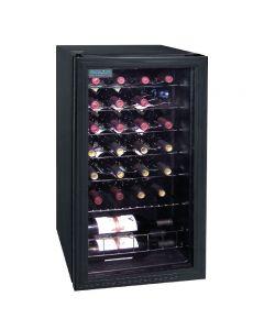 koelkast voor wijn 28 flessen