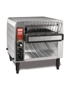 conveyor toaster van Waring 1000 stuks per uur