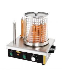 hotdog-apparaat-voor-warmhouden