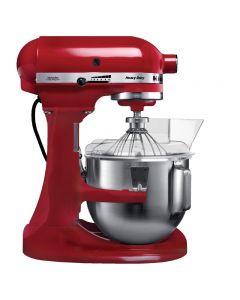 KitchenAid K5 rood met 10 snelheden