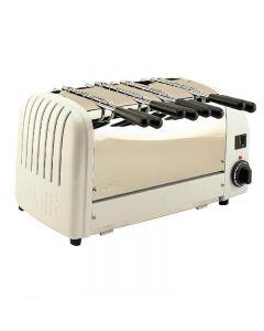 Sandwich toaster van Dualit met 4 sleuven