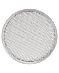 aluminium pizzaplaat 25,5 cm.