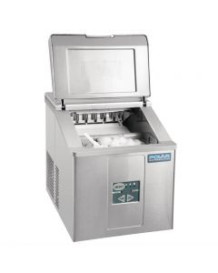 tafelmodel ijsblokjesmachine 15 kg Polar