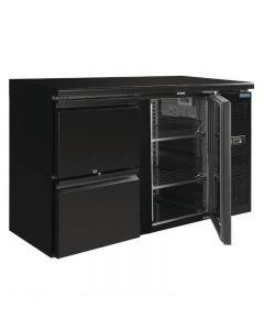 Werkbank koeling met 1 deur en 2 laden