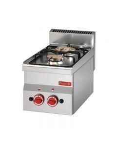 Gaskooktoestel tafelmodel Gastro M 2 branders