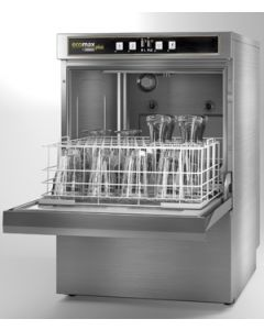 Glazenwasmachine horeca van Ecomax + G403+-S