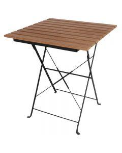 Houten opklapbare tafel van Bolero