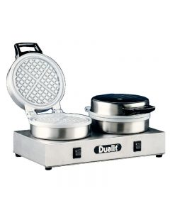Wafelapparaat Dualit dubbel model