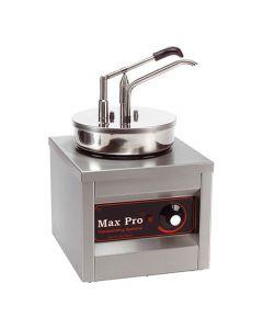 Sauzenwarmer met dispenser Max Pro 1