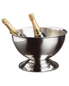 APS RVS champagne bowl
